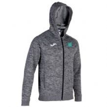 Belfast Boat Club Water Sports Joma Menfi Full Zip Hoodie Dark Malange Youth 2019